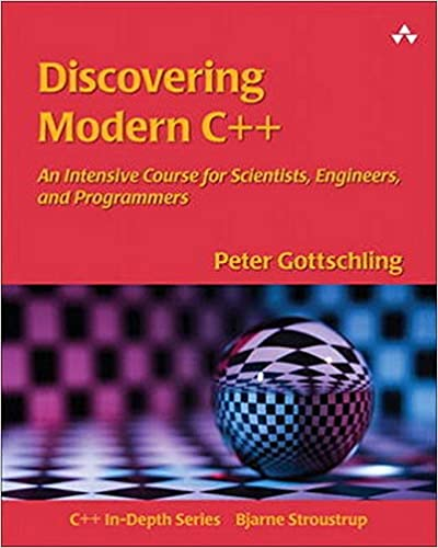 11. Discovering Modern C++