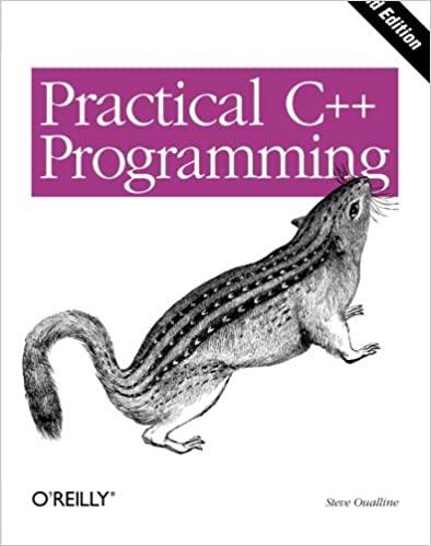 8. Practical C plus plus Programming