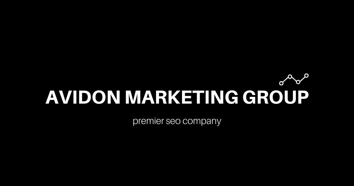 4. Avidon Marketing Group, Los Angeles SEO