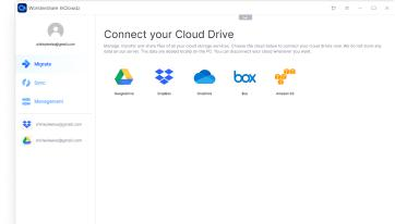 wondershare- connecting google drive- 5