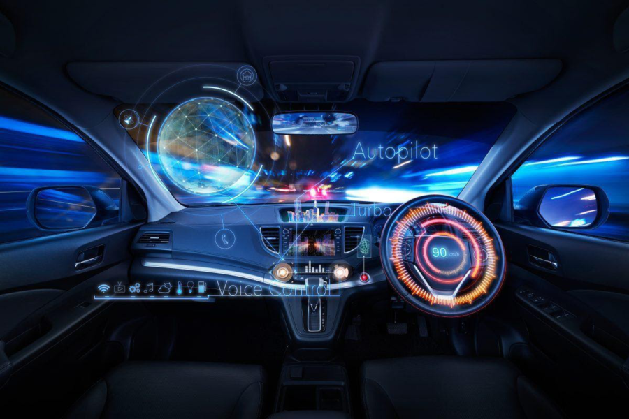 common AI cases in the automotive industry