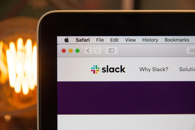 slack, communication