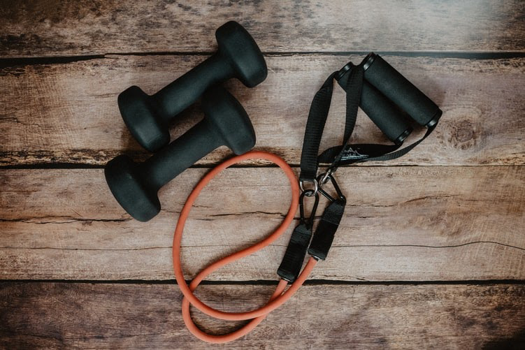 Workout and exercise apps